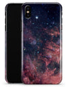 Colorful Deep Space Nebula - iPhone X Clipit Case