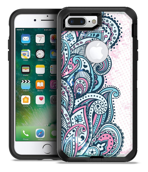 Colorful Ethnic Sprouts - iPhone 7 Plus/8 Plus OtterBox Case & Skin Kits