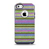Colorful Knit Pattern Skin for the iPhone 5c OtterBox Commuter Case