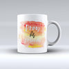 Pray For Orlando v2 - ink-Fuzed Ceramic Coffee Mug