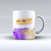 Pray For Orlando v3 - ink-Fuzed Ceramic Coffee Mug
