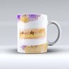 Pray For Orlando v4 - ink-Fuzed Ceramic Coffee Mug