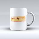 Pray For Orlando v5 - ink-Fuzed Ceramic Coffee Mug