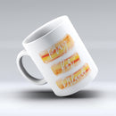Pray For Orlando v6 - ink-Fuzed Ceramic Coffee Mug