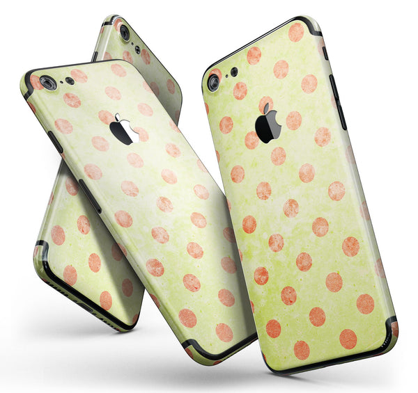 Coral_Polka_Dots_Over_Grunge_Yellow_-_iPhone_7_-_FullBody_4PC_v11.jpg