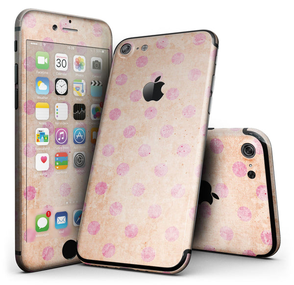 Coral_and_Pink_Scratched_Polka_Dots_-_iPhone_7_-_FullBody_4PC_v1.jpg