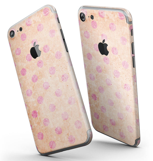 Coral_and_Pink_Scratched_Polka_Dots_-_iPhone_7_-_FullBody_4PC_v3.jpg