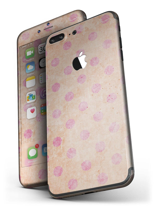 Coral_and_Pink_Scratched_Polka_Dots_-_iPhone_7_Plus_-_FullBody_4PC_v4.jpg