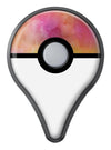 Dark 4 Absorbed Watercolor Texture Pokémon GO Plus Vinyl Protective Decal Skin Kit