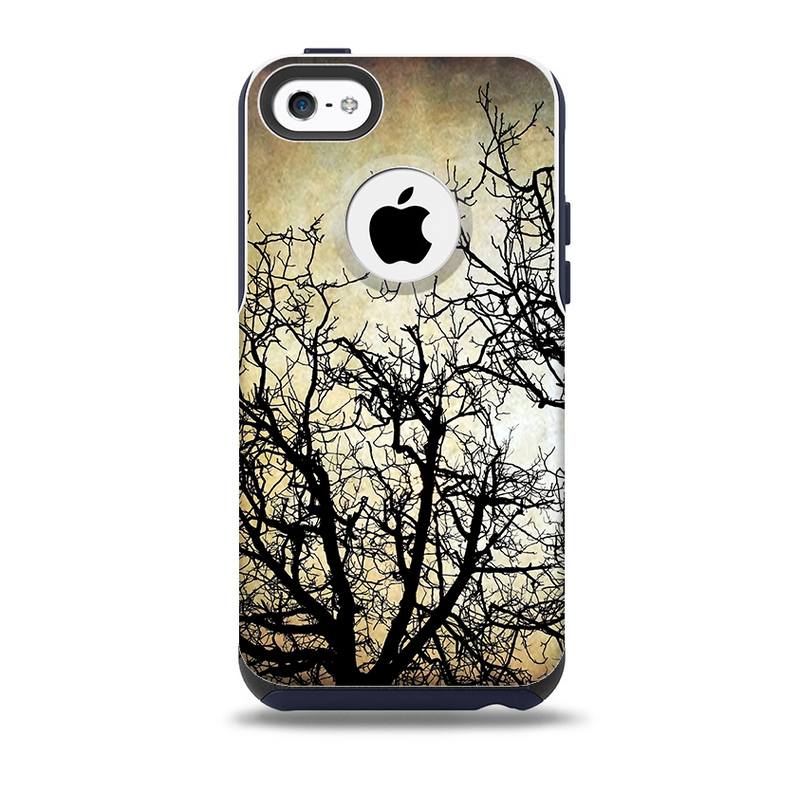 Dark Branches Bright Sky Skin for the iPhone 5c OtterBox Commuter Case