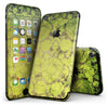 Dark_Brown_and_Lime_Green_Cauliflower_Damask_Pattern_-_iPhone_7_-_FullBody_4PC_v1.jpg