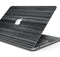 "Dark Ebony Woodgrain - Skin Decal Wrap Kit Compatible with the Apple MacBook Pro, Pro with Touch Bar or Air (11"", 12"", 13"", 15"" & 16"" - All Versions Available)"