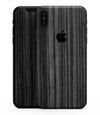 Dark Ebony Woodgrain - iPhone XS MAX, XS/X, 8/8+, 7/7+, 5/5S/SE Skin-Kit (All iPhones Available)
