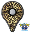 Dark Gold Flaked Animal v8 Pokémon GO Plus Vinyl Protective Decal Skin Kit