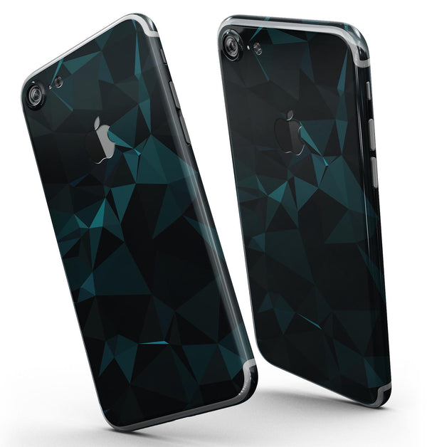 Dark_Green_and_Black_Geometric_Triangles_-_iPhone_7_-_FullBody_4PC_v3.jpg