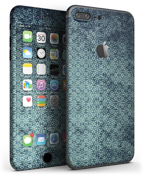 Dark_Grungy_Teal_Micro_Snowflake_Pattern_-_iPhone_7_Plus_-_FullBody_4PC_v3.jpg