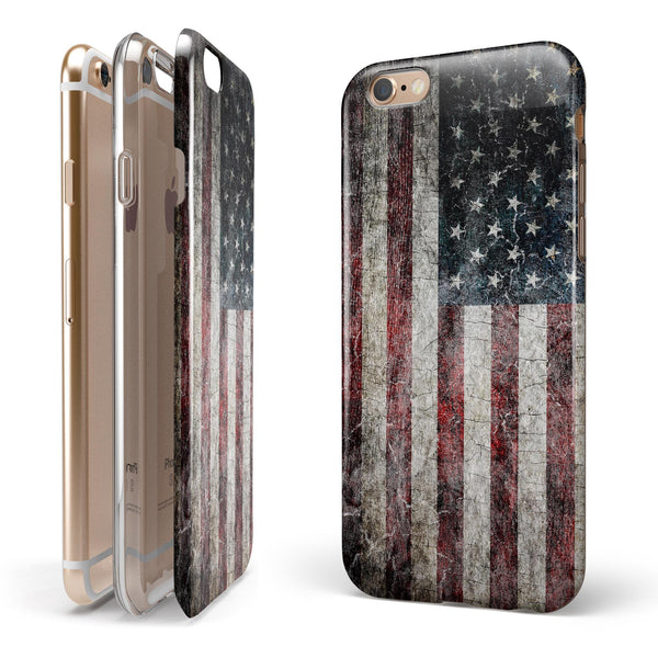 Dark_Grungy_Textured_American_Flag_-_iPhone_6s_-_Gold_-_Clear_Rubber_-_Hybrid_Case_-_Shopify_-_V10.jpg