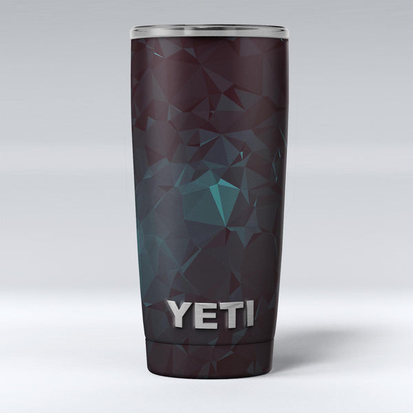 Deep_Sea_Teal_Geometric_Shapes_-_Yeti_Rambler_Skin_Kit_-_20oz_-_V1.jpg