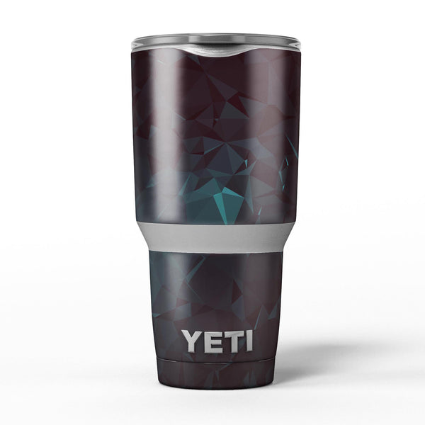 Deep_Sea_Teal_Geometric_Shapes_-_Yeti_Rambler_Skin_Kit_-_30oz_-_V5.jpg