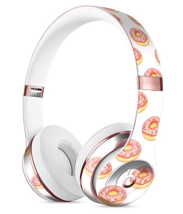 Delicious Pink Donut with Sprinkles Full-Body Skin Kit for the Beats by Dre  Solo cf2a03c4e2d3