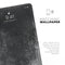 "Distressed Silver Texture v8 - Full Body Skin Decal for the Apple iPad Pro 12.9"", 11"", 10.5"", 9.7"", Air or Mini (All Models Available)"