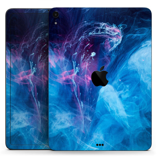 "Dream Blue Cloud - Full Body Skin Decal for the Apple iPad Pro 12.9"", 11"", 10.5"", 9.7"", Air or Mini (All Models Available)"