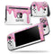 Dripping Sweet Sprinkled Icing - Skin Wrap Decal for Nintendo Switch Lite Console & Dock - 3DS XL - 2DS - Pro - DSi - Wii - Joy-Con Gaming Controller