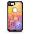 Drizzle Watercolor Flowers V2 - iPhone 7 or 8 OtterBox Case & Skin Kits