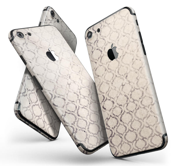 Faded_Brown_and_Tan_Oval_Pattern_-_iPhone_7_-_FullBody_4PC_v11.jpg