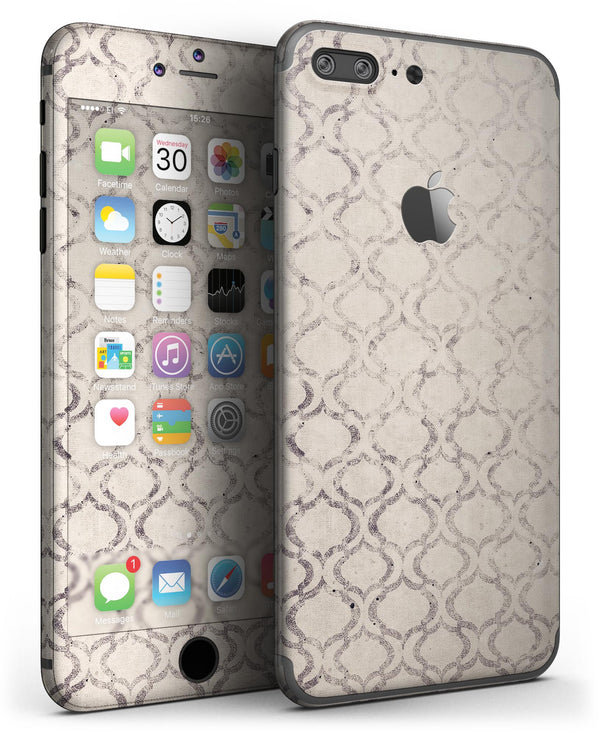 Faded_Brown_and_Tan_Oval_Pattern_-_iPhone_7_Plus_-_FullBody_4PC_v3.jpg