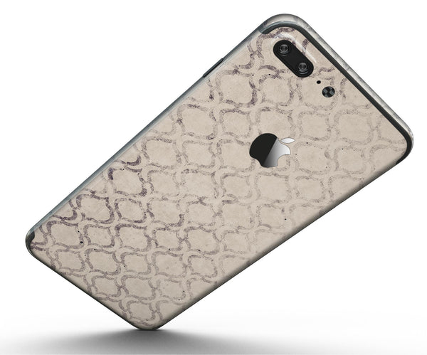 Faded_Brown_and_Tan_Oval_Pattern_-_iPhone_7_Plus_-_FullBody_4PC_v5.jpg