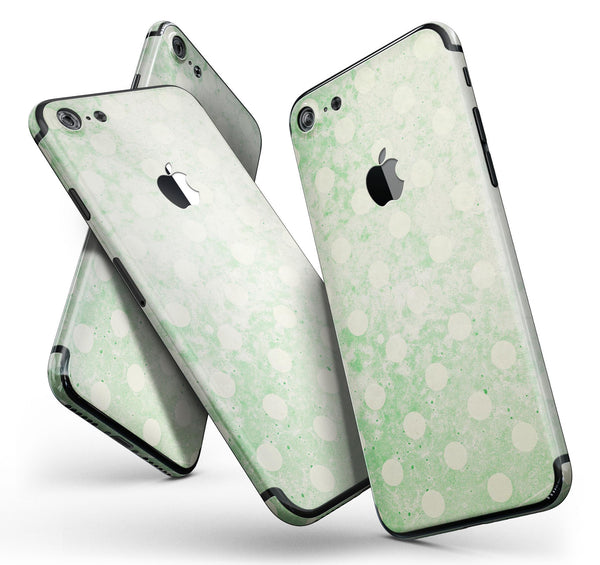 Faded_Grunge_Green_White_Polka_Dot_Pattern_-_iPhone_7_-_FullBody_4PC_v11.jpg