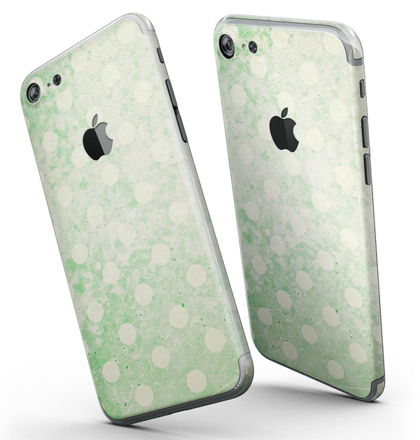 Faded_Grunge_Green_White_Polka_Dot_Pattern_-_iPhone_7_-_FullBody_4PC_v3.jpg