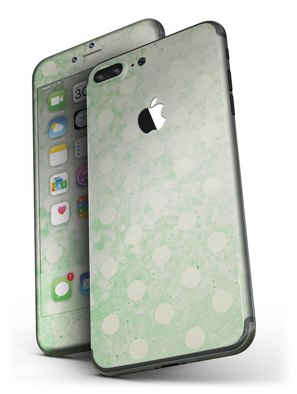 Faded_Grunge_Green_White_Polka_Dot_Pattern_-_iPhone_7_Plus_-_FullBody_4PC_v4.jpg