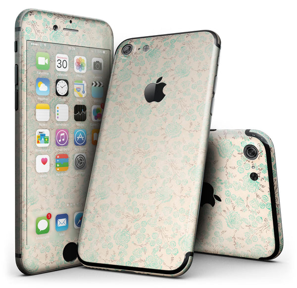 Faded_Pale_Teal_Floral_Sequence__-_iPhone_7_-_FullBody_4PC_v1.jpg