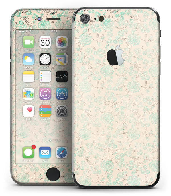 Faded_Pale_Teal_Floral_Sequence__-_iPhone_7_-_FullBody_4PC_v2.jpg
