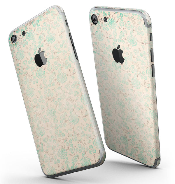Faded_Pale_Teal_Floral_Sequence__-_iPhone_7_-_FullBody_4PC_v3.jpg