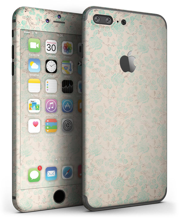 Faded_Pale_Teal_Floral_Sequence__-_iPhone_7_Plus_-_FullBody_4PC_v3.jpg