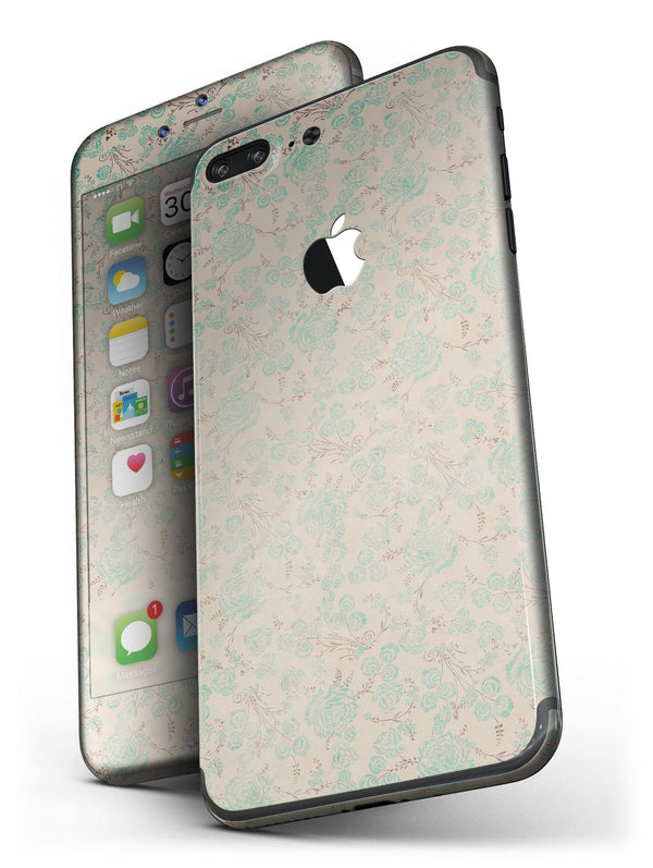 Faded_Pale_Teal_Floral_Sequence__-_iPhone_7_Plus_-_FullBody_4PC_v4.jpg