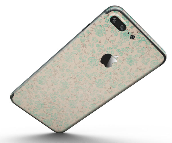 Faded_Pale_Teal_Floral_Sequence__-_iPhone_7_Plus_-_FullBody_4PC_v5.jpg