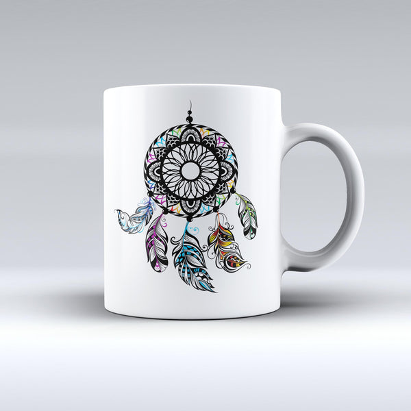 The-Fancy-Dreamcatcher-ink-fuzed-Ceramic-Coffee-Mug