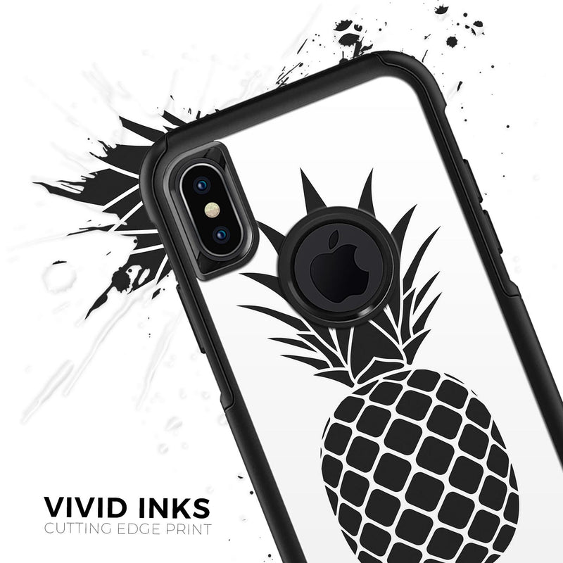 Flat Pineapple - Skin Kit for the iPhone OtterBox Cases