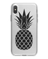 Flat Pineapple - Crystal Clear Hard Case for the iPhone XS MAX, XS & More (ALL AVAILABLE)