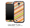 Angled Stipe Skin for the Galaxy S4