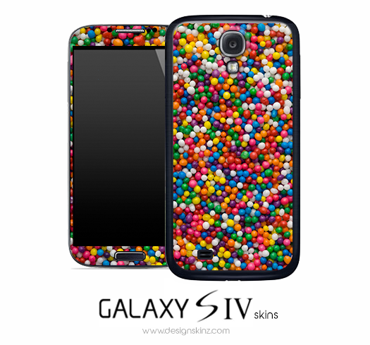 Gum Ball Skin for the Galaxy S4