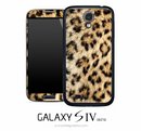 Big Furry Leopard Skin for the Galaxy S4