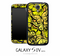 Yellow Butterfly Skin for the Galaxy S4