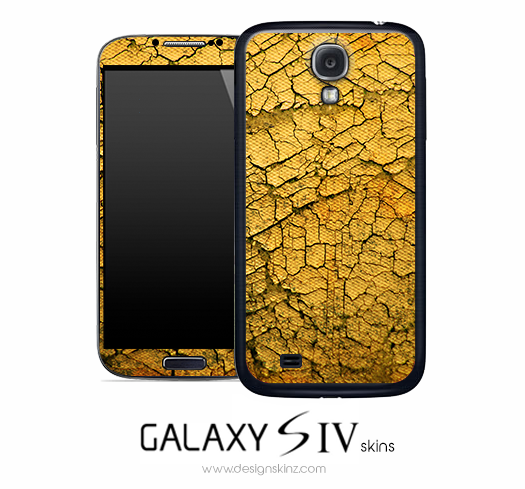 Broken Land Skin for the Galaxy S4