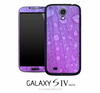 Purple Rain Skin for the Galaxy S4