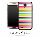 Colorful Stripe Skin for the Galaxy S4